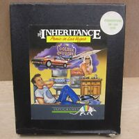 Inheritance Panic In Las Vegas Commodore 64 / 128 C64 Disk Disc Game Infogrames