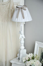 Clayre & Eef Lampe Tischlampe Nachttisch Stehlampe Shabby Vintage Landhaus
