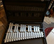 Deagan Dg-1590B 2.5 Octave Symphonic Bells Glockenspiel. Made in Japan.