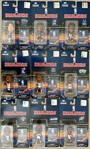 9 Different NBA Corinthian Headliners 1997 Robinson Mourning Kemp Richmond MORE+