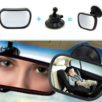 Car Baby Back Seat Rear View Mirror for Infant Child Toddle.UK
