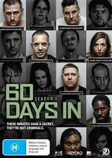 60 Days In Series / Season 1 (3 Disc Set) DVD R4 - FREE POST