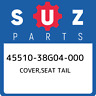 45510-38G04-000 Suzuki Cover,seat tail 4551038G04000, New Genuine OEM Part
