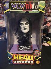 WCW NWO HEAD RINGERS STING FIGURE BOXED WWE WCW WWF TNA AEW