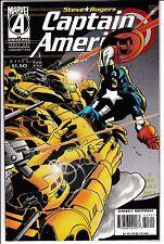 CAPTAIN AMERICA 447 VOL 1 Marvel N/M- Never Read NOS Operation Rebirth Red Skull