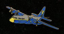 C-130 HERCULES HERK HAT PIN US NAVY BLUE ANGELS FAT ALBERT AIRLINES MARINES WOW