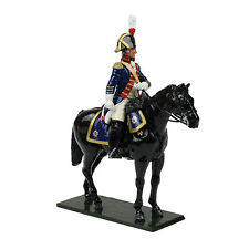 William Britain 47057 British Horse Guards (blues) Officer 1795