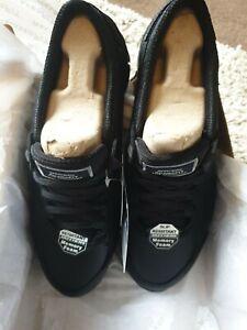 Skechers ELDRED SLIP RESISTANT Nurse Waitress Bartender Trainers Black UK 6 LOOK