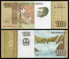 ANGOLA 100 KWANZAS 2012 Pick 153 NEW UNC