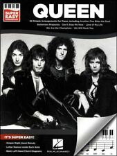 Queen Super Easy Songbook for Piano Sheet Music Book Killer SAME DAY DISPATCH