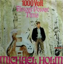 "7"" 1967 RARE ! MICHAEL HOLM : 1000 Volt"