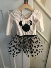 H & M Girls 2-4 Years Minnie Mouse Party Dress
