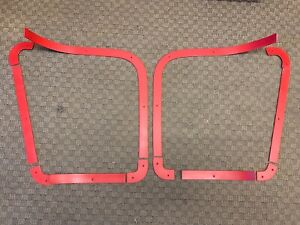 Interior Door Panels Parts For 1963 Chevrolet Corvette For Sale Ebay