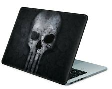 Universal Laptop Skin Notebook Netbook MacBook Aufkleber Sticker Hard Skull