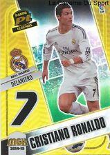 427 CRISTIANO RONALDO REAL MADRID LEGENDS RARE METAL CARD PANINI MGK LIGA 2015
