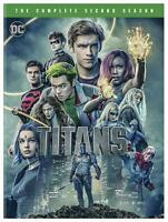 Titans: The Complete Second Season DVD NEW FREE SHIPPING preorder
