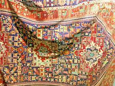 Large Turkish Kilim Silk