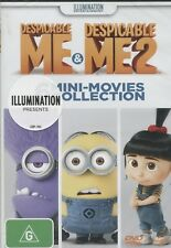 DESPICABLE ME - MINI MOVIES - 6 HILARIOUS MINI MOVIES - DVD