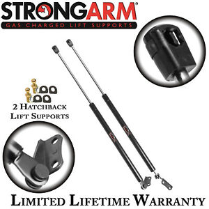 Qty 2 Strong Arm 4866L 4866R Rear Hatch Liftgate Tailgate Lift Supports