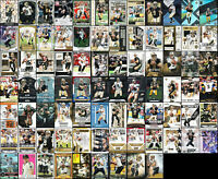 DREW BREES Football Card Lot of 81 New Orleans Saints