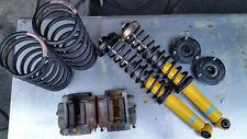 BMW E24 M635CSi 635CSI M6 633CSi 4 piston calipers, springs, shocks M30 S38