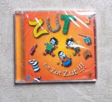 "CD AUDIO MUSIQUE / ZUT ""ZUT ZUT ZUT !!!"" 16 T CD COMPILATION 2003 NEUF SS CELLO"