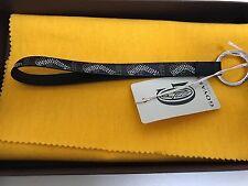 Maison Goyard sesame key Wallet Card Holder Saint Marc Paris Black Tan