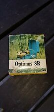 Optimus 8R camping cooker stove in box