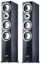 Canton Chrono 509.2 DC Floor Standing Stereo Speakers Pair Black - RRP £2800