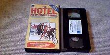 THE HOTEL NEW HAMPSHIRE UK PRE CERT THORN EMI VHS VIDEO 1984 Nastassja Kinski