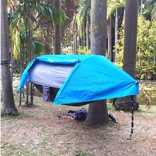 Oxford Waterproof Hammock Tent Bed Outdoors Parachute Hammock with Bugs Net