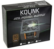 Kolink KL-600 600W Power Supply 80 Plus Bronze