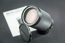 Soligor MC 60-300mm f4-5.6 MACRO OBIETTIVO ZOOM per Contax Yasica OTTIMO STATO!
