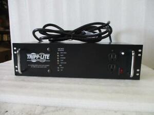 TRIPP LITE LCR-2400 AC VOLTAGE REGULATOR & TRANSIENT SURGE SUPPRESSOR (B726)