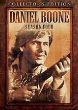DANIEL BOONE TV SERIES COMPLETE SEASON FOUR 4 New Sealed 6 DVD Set Fess Parker