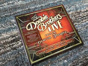 The Doobie Brothers -Live From The Beacon Theatre 2-CD (NEW) Toulouse Street