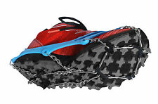 IceTrack XL Snow Ice Cleat Shoe Boot Tread Grip Traction Crampon Chain Spike