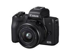 Canon EOS M50 Kit mit 15-45mm schwarz