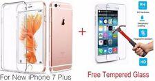 Étuis, housses et coques etuis portefeuilles Pour iPhone 7 en silicone, caoutchouc, gel pour téléphone mobile et assistant personnel (PDA)