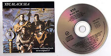 XTC Negro sea CD VIRGIN CDV 2173GB Importación 1987 Número adicional TRX POWER