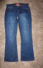 LUCKY BRAND SOFIA BOOT JEANS size 8 (29) Regular Boot cut leg Q6