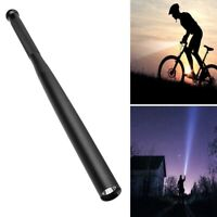 1000LM LED Telescopic Portable Flashlight Security Torch Light Flashlight Baton