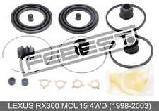 Front Brake Caliper Repair Kit For Lexus Rx300 Mcu15 4Wd (1998-2003)