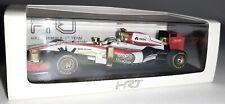 Spark F1 Hispania Racing Team HRT F112 Pedro de la Rosa 1/43 Monaco GP 2012