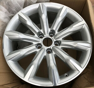 "Audi 18"" AUDI A4 8K Alloy Wheel 8Jx18 ET26 8K0601025AD Genuine Original OEM"