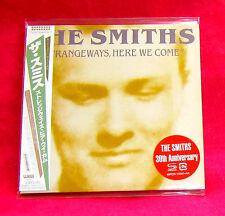 Smiths Strangeways Here We Come JAPAN SHM MINI LP CD WPCR-14544