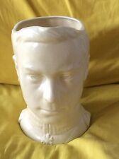 Rare Large Musical Head Jug for King Edward VIII 1937 Coronation.