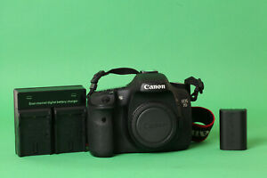 Canon EOS 7D 18.0MP DSLR Camera (Body Only) - 16688 Shutter Count