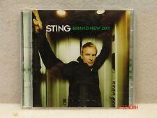 CD  Sting - Brand New Day