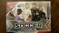 2021 Topps Major League Soccer MLS Blaster Box SEALED NEW!!